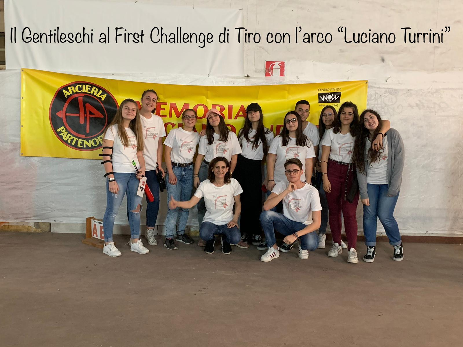 First Challenge Luciano Turrini