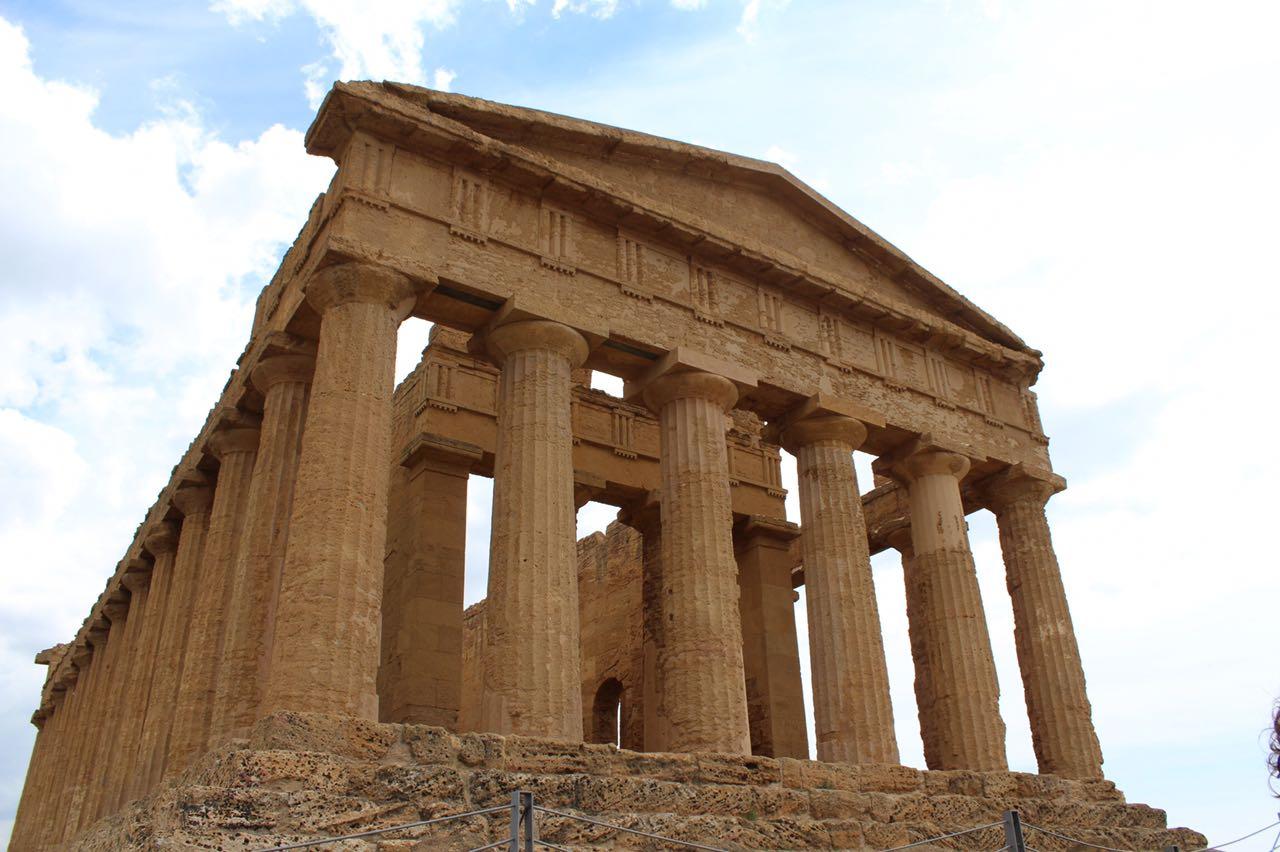 Galleria Fotografica del viaggio in Sicilia