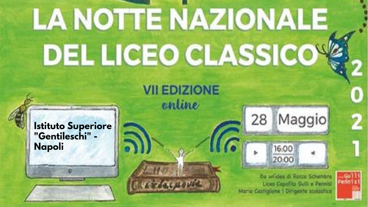 Notte nazionale del Liceo classico 2021
